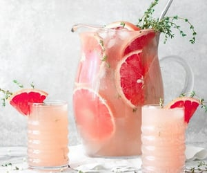 cool, grapefruit, and love image