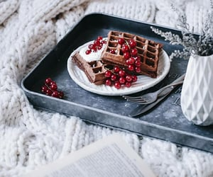 autumn, chocolate, and coffee image