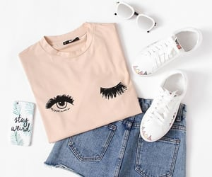 fashion, outfit inspo, and romwe image