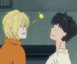 anime, banana fish, and ash lynx image