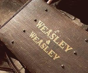 harry potter, weasley, and aesthetic image