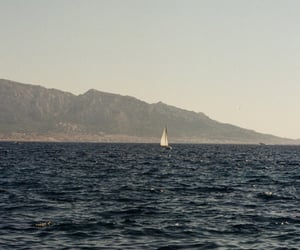 france, marseille, and summer image