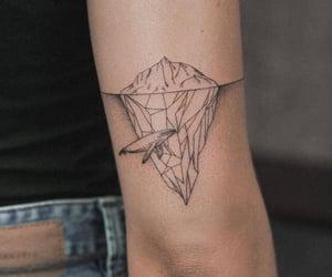 animal, beautiful, and tattoo image
