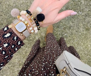 arm candy, ootd, and autumn image