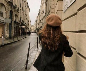 paris and streets image