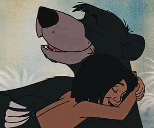 disney and the jungle book image