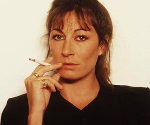actress, smoking, and 80s image