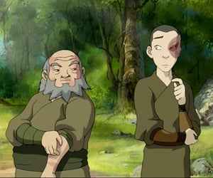 avatar the last airbender, uncle iroh, and atla image