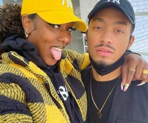 aesthetic, bae, and couple image
