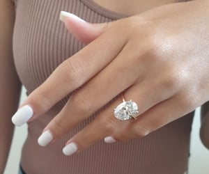 chic, couples, and diamond image