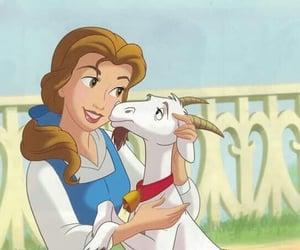 animals, la belle et la bete, and beauty image