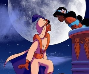 aladdin, animation, and disney image