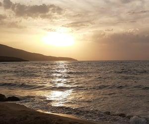 Algeria, beach, and dz image