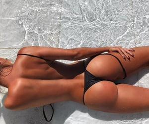 body, booty, and big booty image