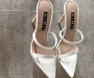 fashion, heels, and lady image
