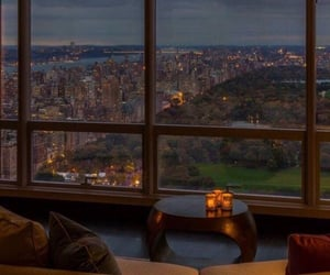 view, aesthetic, and new york image