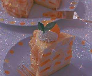 aesthetic, cake, and shine image