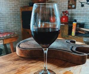 bebida, vinho, and vermelho image