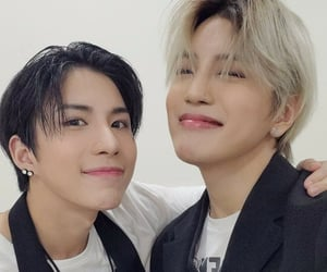 wow, a.c.e, and sehyoon image