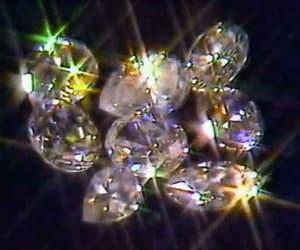 aesthetic, diamonds, and gif image