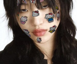 edit, hello kitty, and icon image