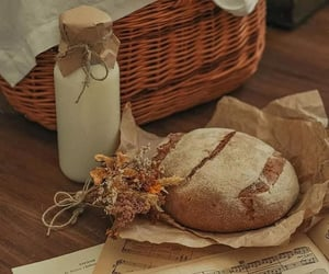 baker, bakery, and food image