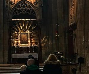 altar, vienna, and katholische kirche image