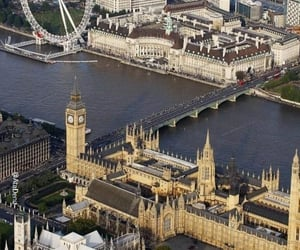 westminster, abbey, and Big Ben image