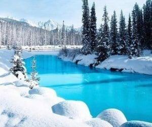 amazing, winter, and beauty image