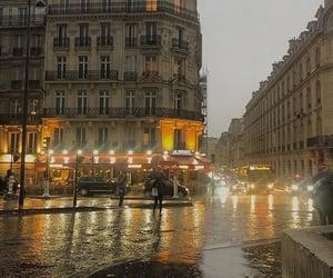 city, france, and paris image