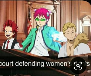 anime, weeb, and women rights image