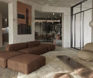 apartment, minimalistic, and dreamhouse image