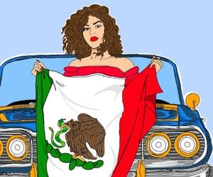 digitalart, latina, and lowrider image