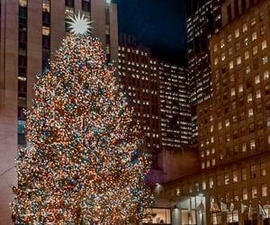 christmas and christmastree image