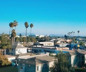 blue skies, cali, and california image