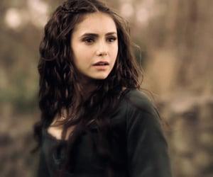Vampire Diaries, katherine pierce, and Nina Dobrev image