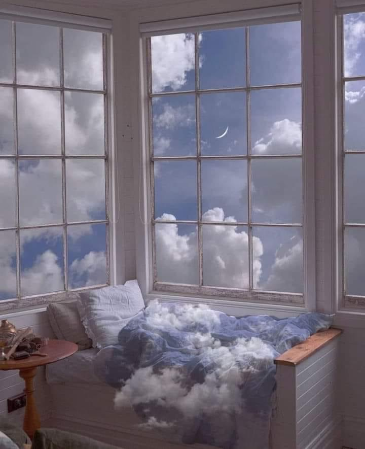 aesthetic and clouds image