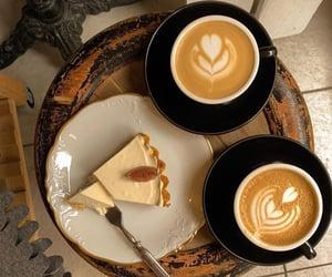 coffee, cake, and dessert image