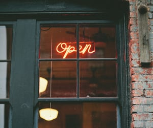 open, photography, and vintage image