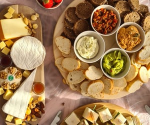 cheese, food, and platter image