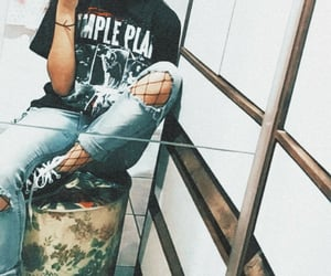 all star, converse, and grunge image