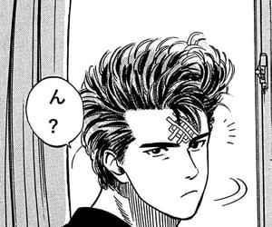 slam dunk, manga panel, and hanamichi image