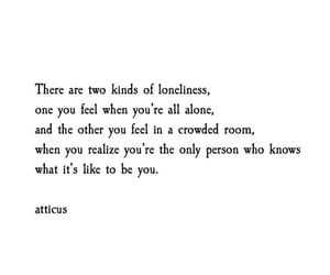 atticus, poetry, and quotes image