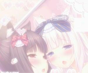 aesthetic, anime, and blush image