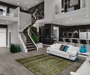decor, modern, and interior image