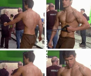 Henry Cavill, immortals, and superman image