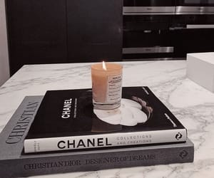 book, chanel, and reading image