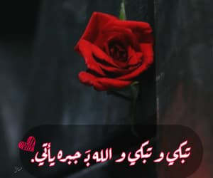 arabic, arabic quote, and الله image