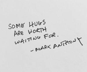 everything, handwritten, and hug image