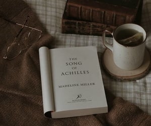 book, aesthetic, and autumn image